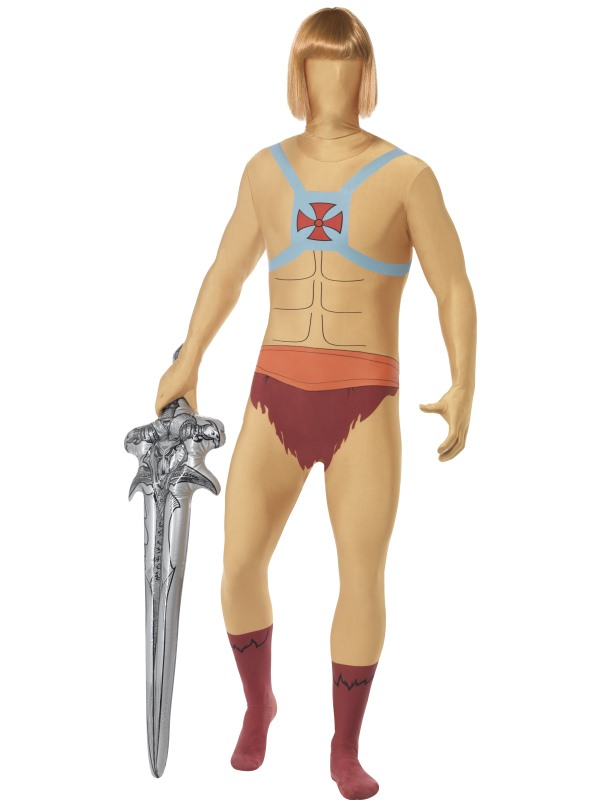 He-Man Licensed Fancy Dress