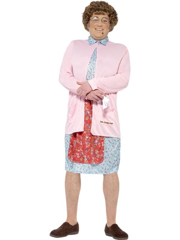 Mrs Brown Padded Costume  sc 1 st  Licensed  Fancy Dress Coz & Licensed : Fancy Dress Coz