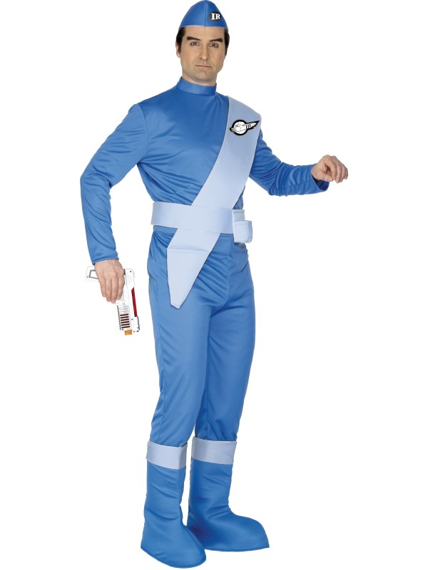 Thunderbirds Licensed Fancy Dress