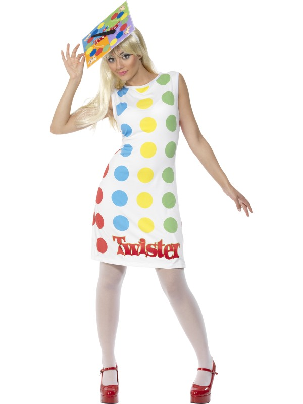 Twister Licensed Fancy Dress