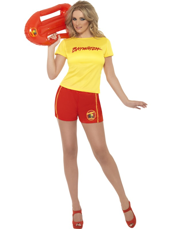 Baywatch Licensed Fancy Dress