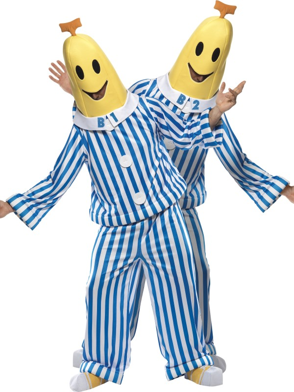 Bananas In Pyjamas Licensed Fancy Dress