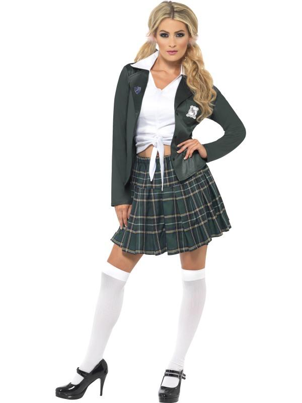 skolelærer kostume