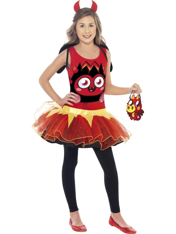 Moshi Monsters Licensed Fancy Dress