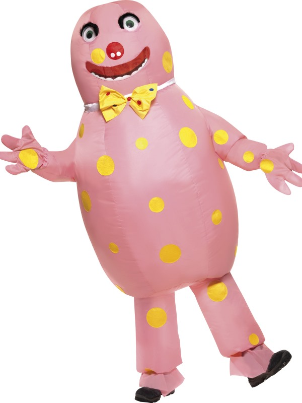 Mr Blobby Licensed Fancy Dress
