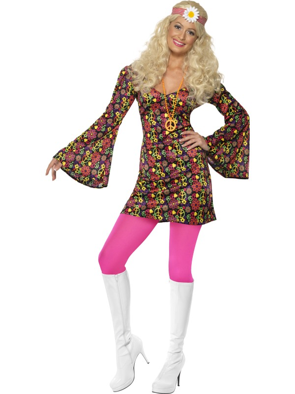 1960S Groovy Fancy Dress