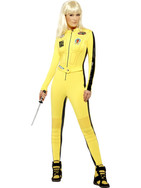 Kill Bill Vol.1 & Vol.2, The Bride Costume