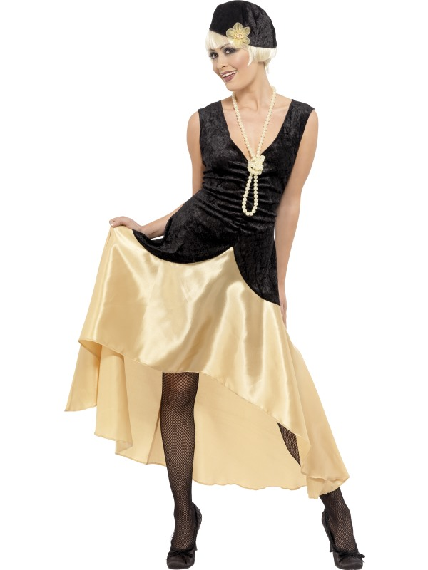 20s Gatsby Girl Costume